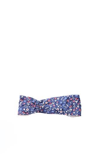 Accessoire pour cheveux bleu IKKS pour fille