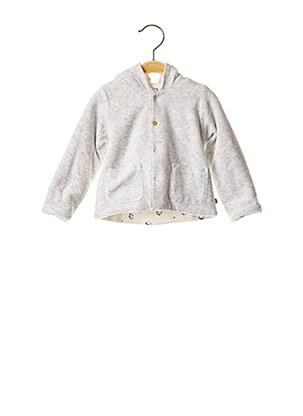 Veste casual gris ABSORBA pour fille