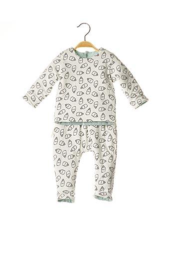 Top/pantalon vert ABSORBA pour enfant