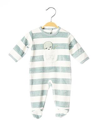 Pyjama vert ABSORBA pour garçon