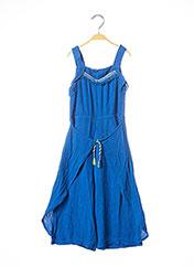 Combi-pantalon bleu CHIPIE pour fille seconde vue