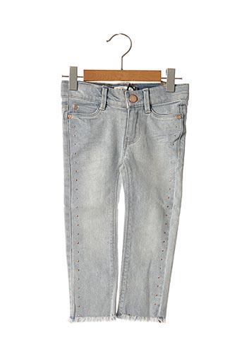 Jeans coupe slim bleu JEAN BOURGET pour fille