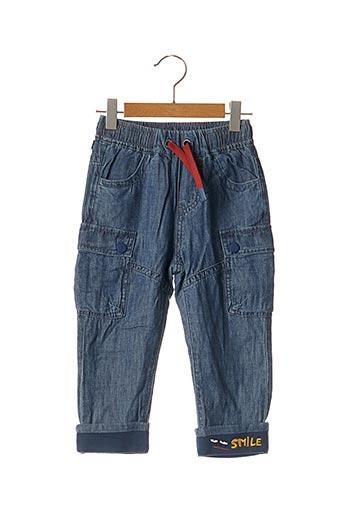Jeans coupe slim bleu CATIMINI pour garçon