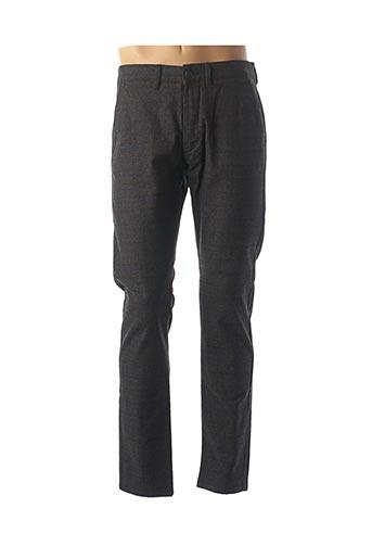 Pantalon chic gris JACK & JONES pour homme
