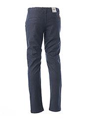 Pantalon chic bleu JACK & JONES pour homme seconde vue