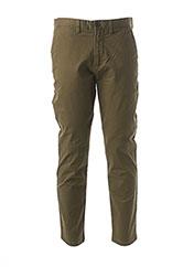 Pantalon chic vert JACK & JONES pour homme seconde vue