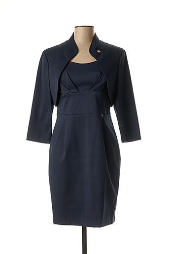 Veste/robe bleu DIAMBRE pour femme