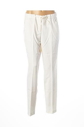 Pantalon chic beige HEINE pour femme