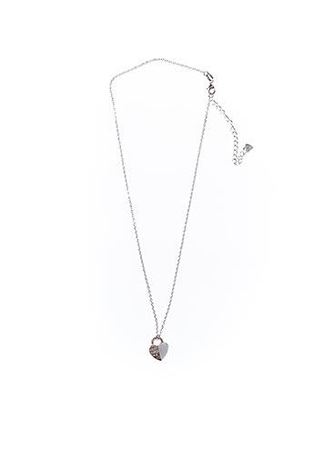 Collier gris AMBROSIA PARIS pour femme