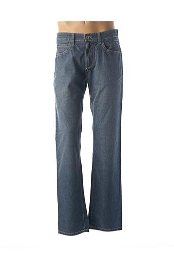 Jeans coupe droite bleu CAMEL ACTIVE pour homme