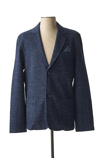 Veste chic / Blazer bleu MARVELIS pour homme