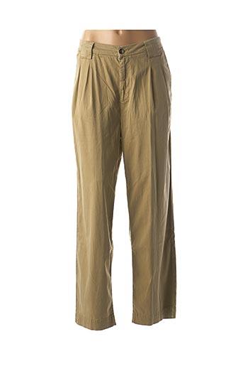 Pantalon casual vert BA&SH pour femme