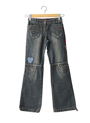 Jeans bootcut bleu DDP pour fille
