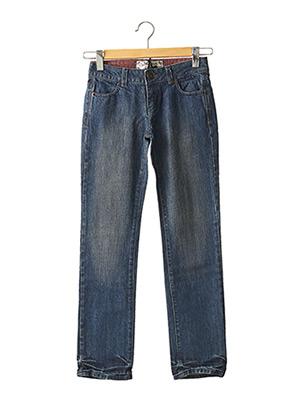 Jeans coupe droite bleu DDP pour fille
