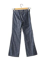 Jeans bootcut bleu DDP pour fille seconde vue