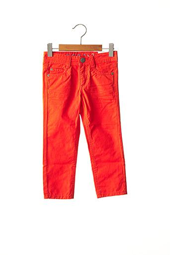 Jeans coupe slim orange ESPRIT pour garçon