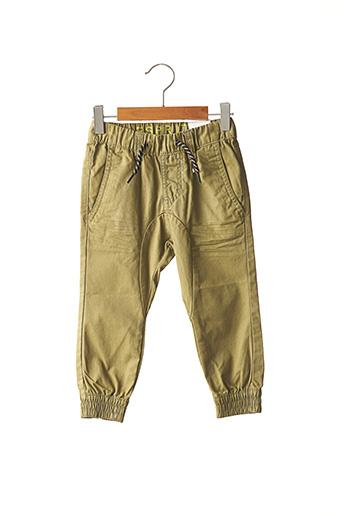 Pantalon casual vert ESPRIT pour garçon