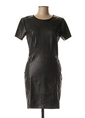 Robe courte noir ONLY pour femme seconde vue