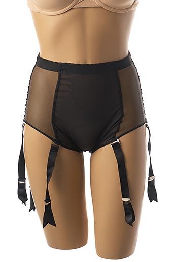 Culotte gainante noir BERNIE DEXTER pour femme