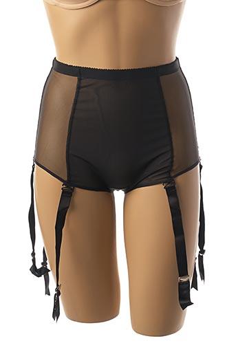Slip/Culotte noir BERNIE DEXTER pour femme
