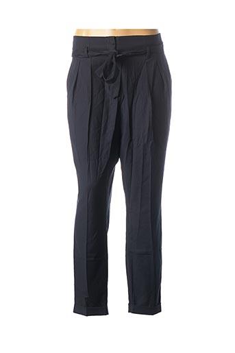 Pantalon casual bleu LES P'TITES BOMBES pour femme