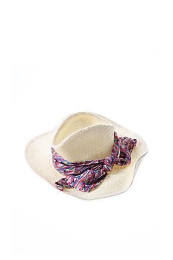 Chapeau beige ESPRIT pour femme
