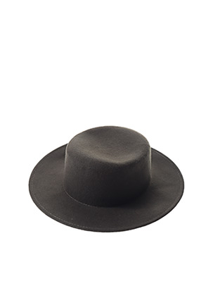 Chapeau vert SISLEY pour femme