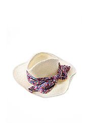 Chapeau beige ESPRIT pour femme seconde vue