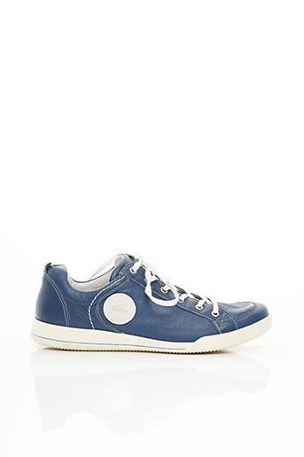 Baskets bleu PATAUGAS pour femme