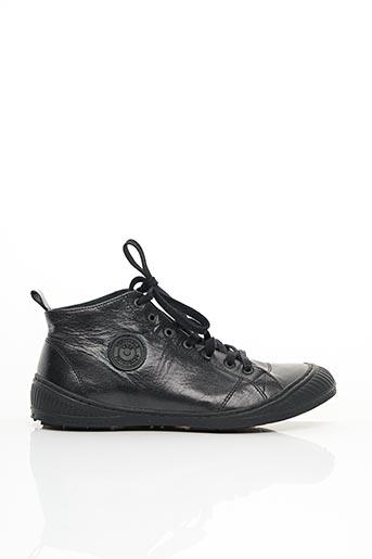 Baskets noir PATAUGAS pour femme