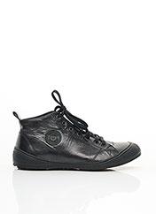 Baskets noir PATAUGAS pour femme seconde vue