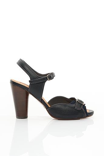 Sandales/Nu pieds noir CHIE MIHARA pour femme
