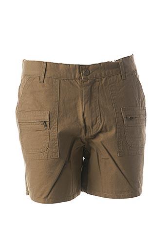 Short vert CLOUD'S pour femme