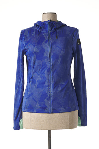 Veste casual bleu EIDER pour femme