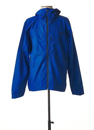 Coupe-vent bleu EIDER pour homme