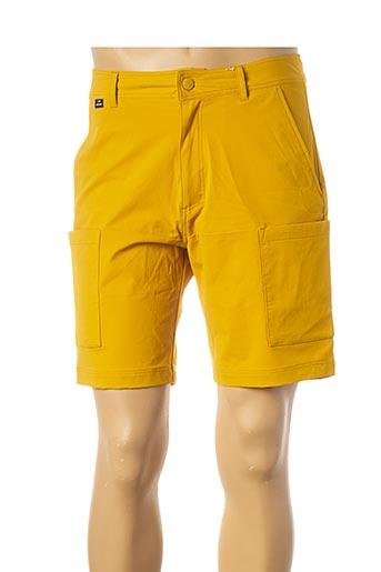 Bermuda jaune EIDER pour homme
