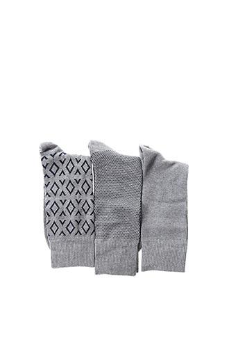 Chaussettes gris ESPRIT pour unisexe