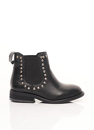 Bottines/Boots noir YEP pour fille