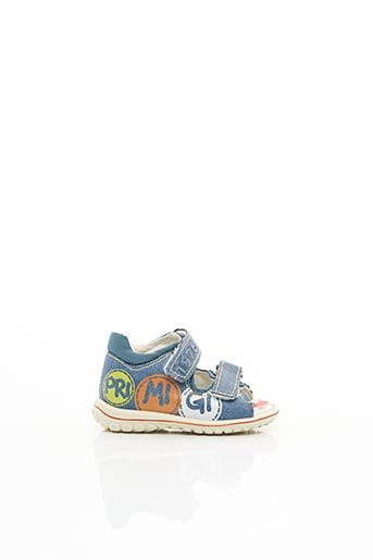 Sandales/Nu pieds bleu PRIMIGI pour garçon