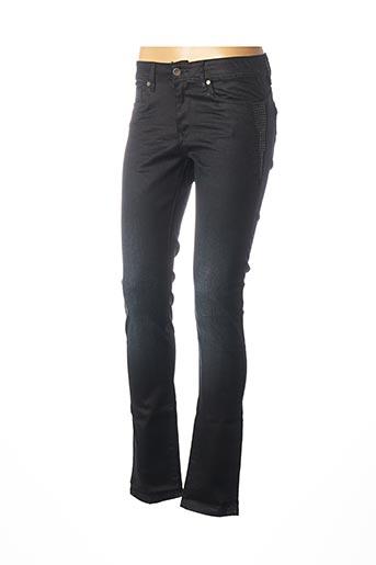 Jeans coupe slim bleu KAPORAL pour femme