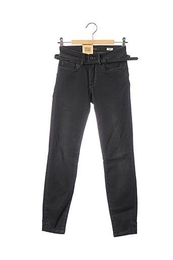 Jeans skinny noir SALSA pour femme