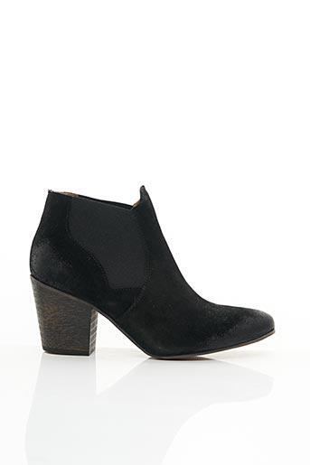 Bottines/Boots noir ANONYMOUS COPENHAGEN pour femme