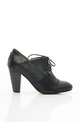 Bottines/Boots noir COQUE TERRA pour femme
