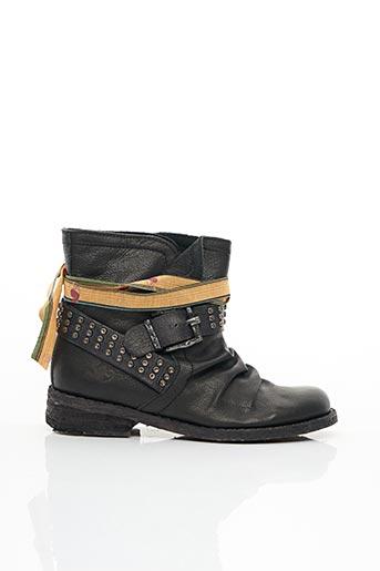 Bottines/Boots noir FELMINI pour fille