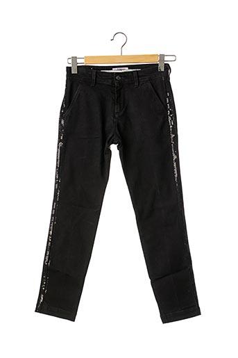 Pantalon casual noir VANESSA BRUNO pour femme