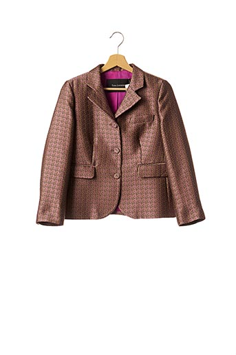 Veste chic / Blazer rose TARA JARMON pour femme