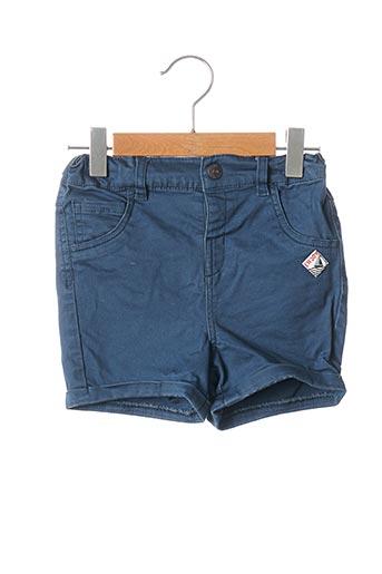 Short bleu KIABI pour garçon