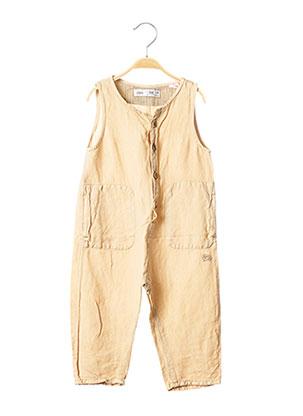 Combi-pantalon beige ZARA pour garçon