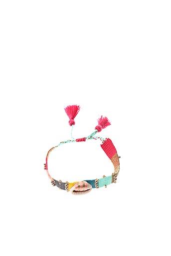 Bracelet bleu AMENAPIH pour femme