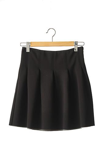 Jupe courte noir ALEXANDER WANG pour femme